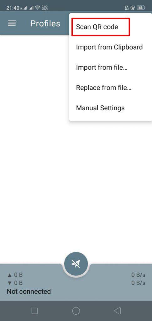 Panduan Download Aplikasi VPN Shadowsocks 3
